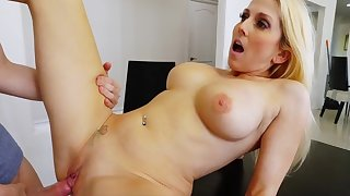 Christie Stevens And Alex Jett In Toff Gets Hot For His Milfy Maid Rubble Up Fucking Her Raw