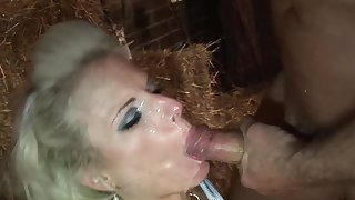 Closeup video of hardcore group mating party apropos star Victoria Paris