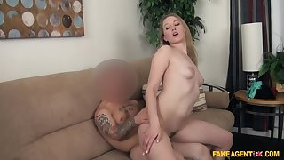 Hot Blonde Wants to be a Camgirl